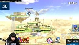 Falco is nice