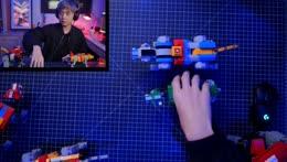 Flexing the LEGO Voltron + Elite Smash Later