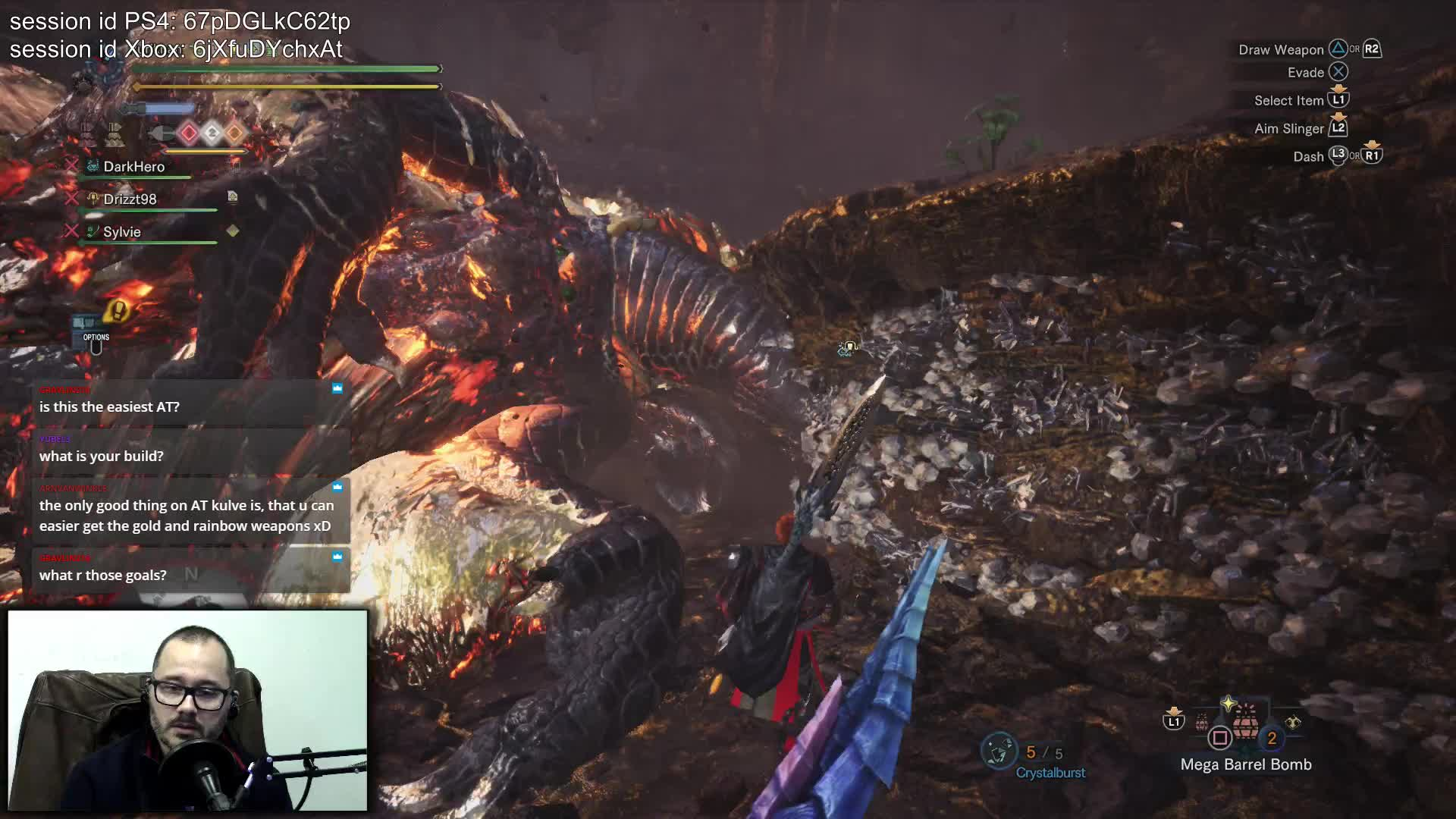 Leaked Kulve Taroth Weapons - My Own Email