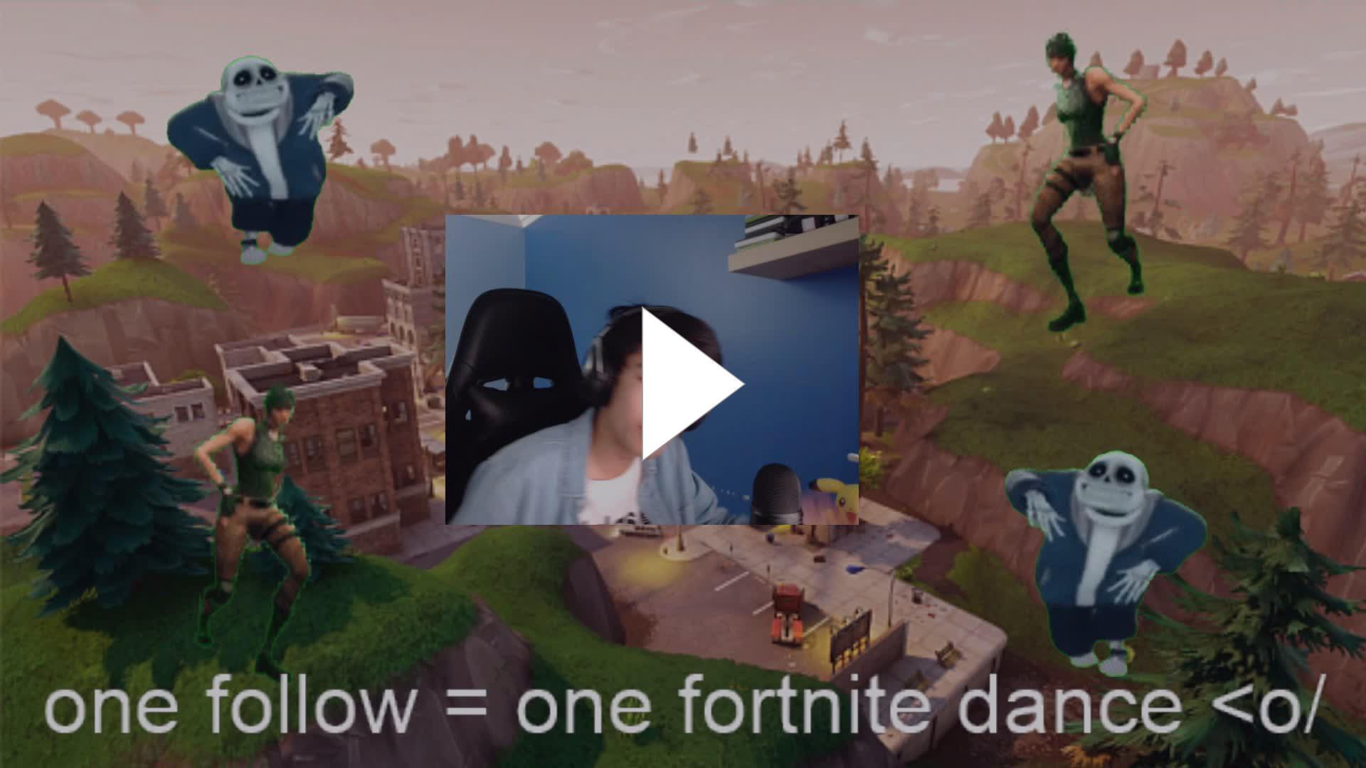 - fortnite dance clips