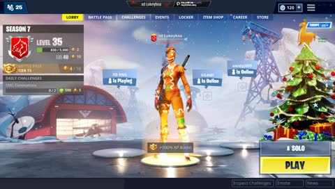 xd_lukeyboa - Fortnite streaming, watch me get bare quick