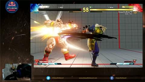 Daigo answers fan's request to use Ryu.