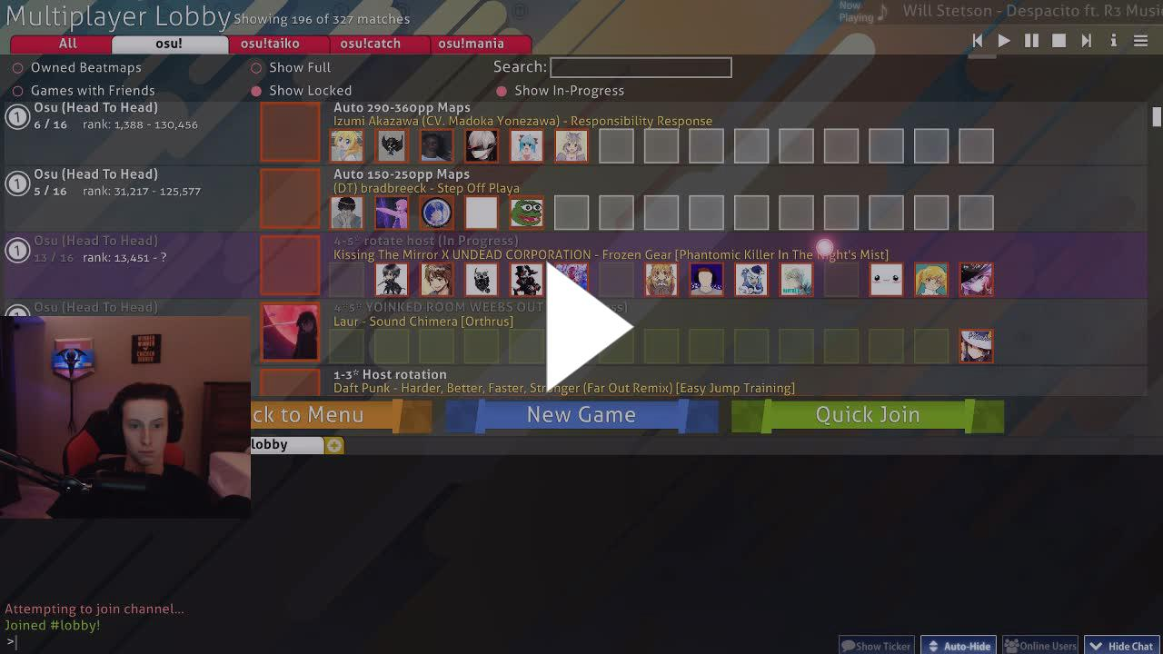 Morgausse - DUAL PISTOL GUY // !creator - Twitch