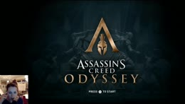Felicia Day plays Assassin's Creed Odyssey! Jan 7th