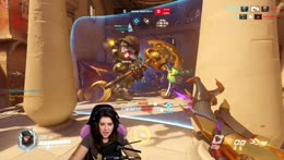 PLACEMENTS! Get your Ana Bastet Overwatch drops here :D !drops