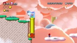 New Super Mario Bros U Deluxe! (Switch)