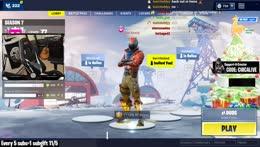 Playing w/ TOXIC streamer || 3000 Win 60,000 Kill Grind || !stats