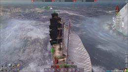 Sinking our Galleon | !PirateBae | twitter: @dasMEHDI