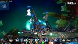 Playing Top Players/Elite Battles @ZeRoWondering Twitter - Tempo Storm