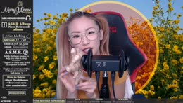 🔴[LIVE] !ASMR | Use 🎧 | sleep & chill ♡ | !album !twitter !discord | [TeamFrequency]