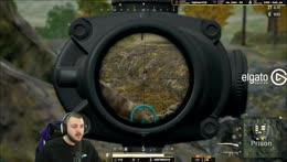 The Hunter Eyes his Prey