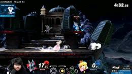 Epic Peach Shield Break Kill