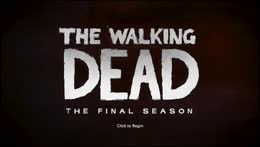 OMG WALKING DEAD FINAL SEASON EPISODE 3!  WOOO!
