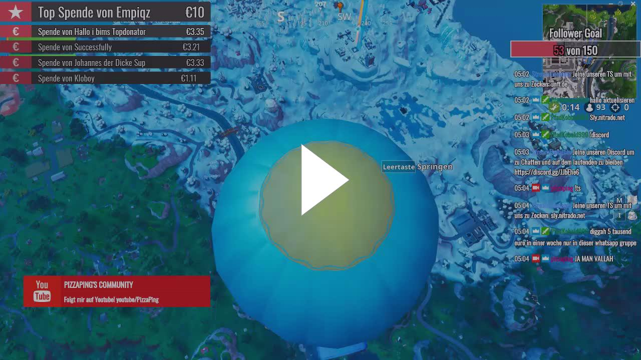 pizzaping - Fortnite | ✪rektl✪ command: !ts !discord - Twitch