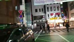 Cruising Tokyo in a