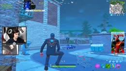 I got shot by hi