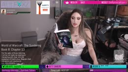 📖Book 8 Storytime: Session #8 World of Warcraft: War of the Ancients 🤫#ASMR