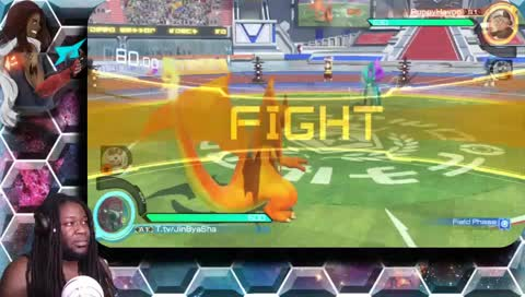 Some Good Ass Pokken