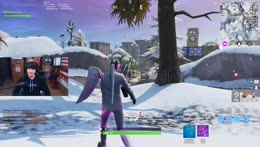 actually clapping booty cheeks on fortnite