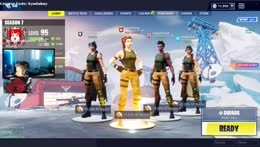 Scrims with Chap, Snood, and MoNsTcR