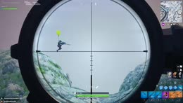 Hit em with the triple snipes!
