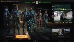 OpTic Gaming Practice @OpTic_Scumper