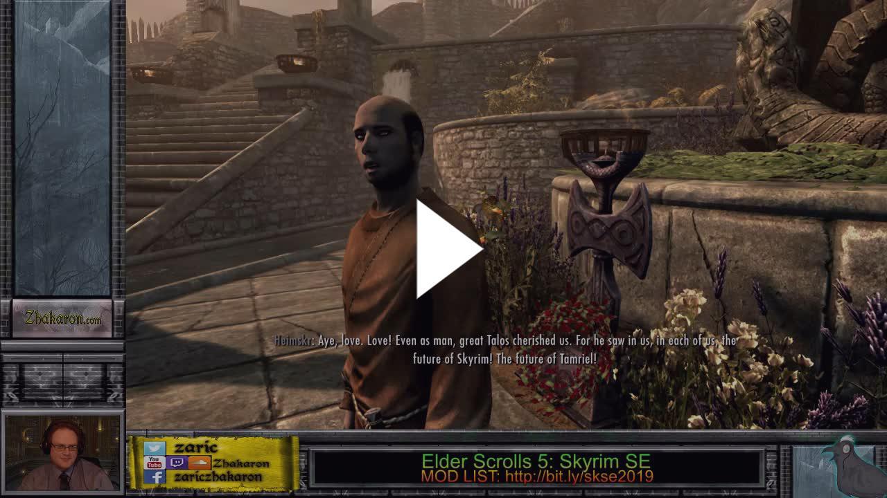 Zhakaron - More BROKEN Skyrim featuring Willard and the