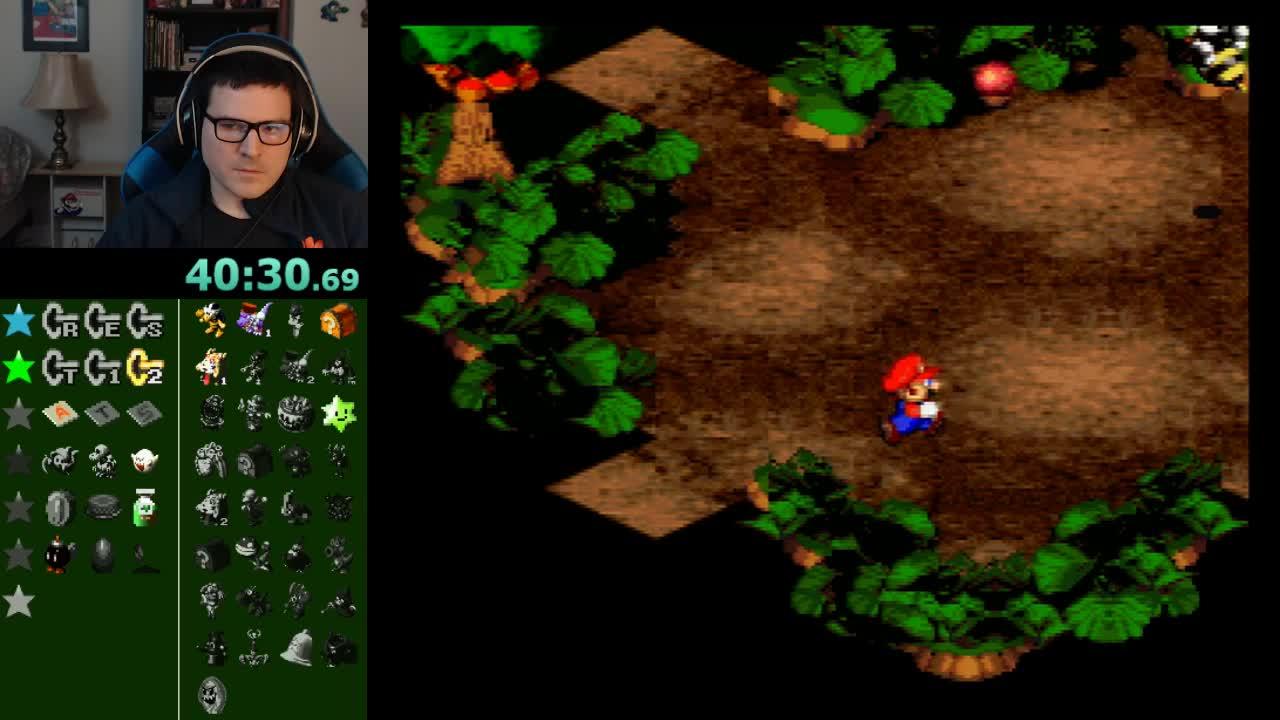 LackAttack24 - Super Mario RPG !open randomizer race | http