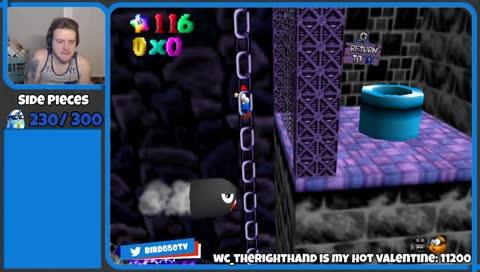 Bird650's Top Super Mario 64 Clips