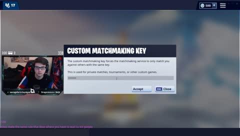 59-16 matchmaking