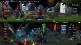 LIVE: Vega vs The Real Deal | Starladder Minor EU Closed Qualifiers | KillerPigeon + LizZard