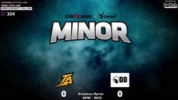 [ESP/Perú] ⭐StarLadder Imba TV Minor [SA Qualifiers]   — Mr.Choco⭐
