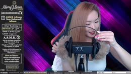 🔴[LIVE] !ASMR 🌙 | EU tingles ♡ | Use 🎧 | !album !twitter !discord | [TeamFrequency]
