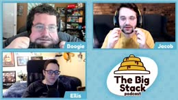 COME ASK US WEIRD QUESTIONS!  Filming the big stack podcast