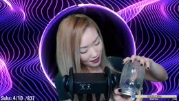 🔵 24/7 !ASMR | Use 🎧 | Live Tmrw @ 3PM & 8PM Central ♡ |  !schedule !album !twitter !discord | [TeamFrequency]