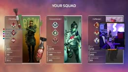 Apex Grind is REALLL // !Wins in chat