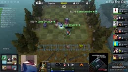 Rerun: Queen Auto Chess playing on alternate account until mmr cap removed