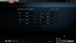 DOTO CHESSU, maybe some hots later?