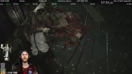 Maxy Hunts Hardcore World Record | !re2 !blue !sneak