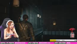 will I finish RE2 or just pee my pants a lot? tune in to find out! (JUMP SCARE ALERTS ON!)