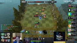 Lone druid summon
