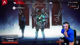 1 hand   1 foot   Ps4   Apex Legends   [Ep. 9] [VDay}