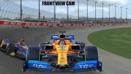 I HAVE A NEW CAR! an F1 car! yayayaya