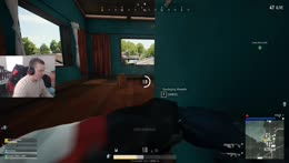 PUBG going for frags.