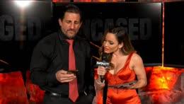 Melissa+Santos+looking+beautiful+like+alway%5C%27s%3AUncaged+Impact+wrestling++