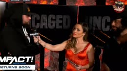 Impact+Wrestling+watch+party%21+UNCAGED%21%21%21
