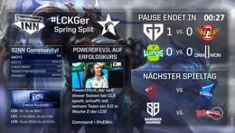 LCK Spring Split | Woche 4, Tag 3 [GER] #LCKGer