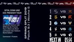 LEC Spring Split | SK vs. FNC [GER]
