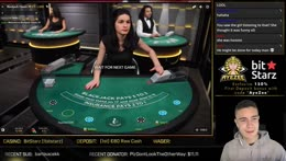 Blackjack time | !bitstarz for exclusive welcome package | !store | @AyeZeeH1