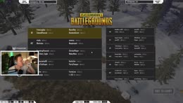 CUSTOM PUBG Games with the community <3 You can join too! !mode
